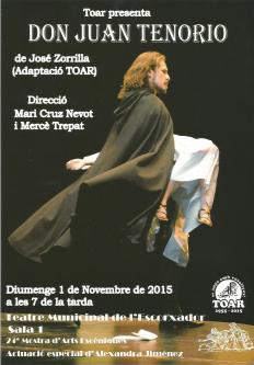 Cartel Tenorio 2015